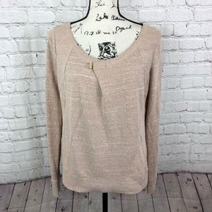 Anthropologie Holding Horses Toggle Pullover